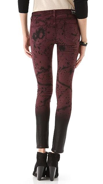 PAIGE Studio 54 Verdugo Ultra Skinny Jeans