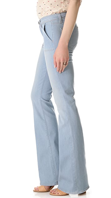 PAIGE Charlie Flare Jeans