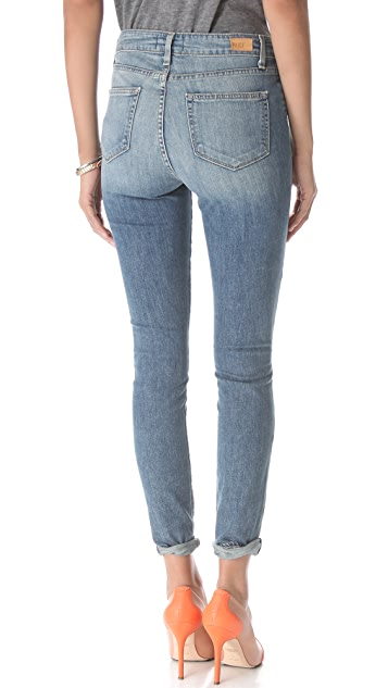 PAIGE Hoxton Ultra Skinny Jeans
