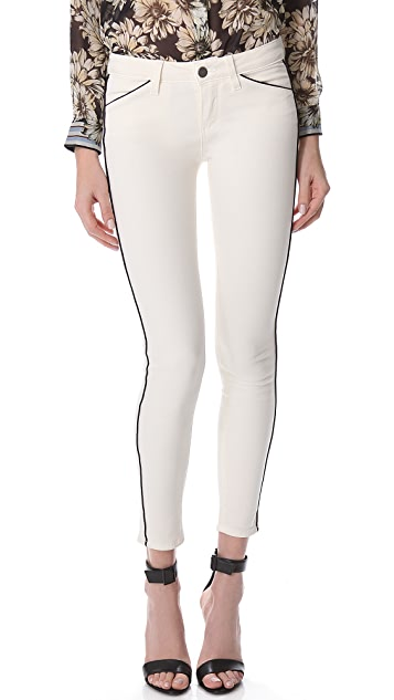 PAIGE Pipeline Ultra Skinny Jeans