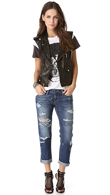 PAIGE James Cropped Jeans