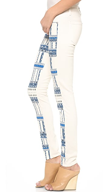 PAIGE Emily Ultra Skinny Jeans