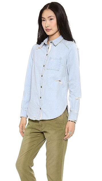 PAIGE Eden Shirt