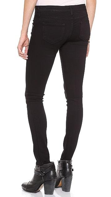 PAIGE Verdugo Ultra Skinny Maternity Jeans