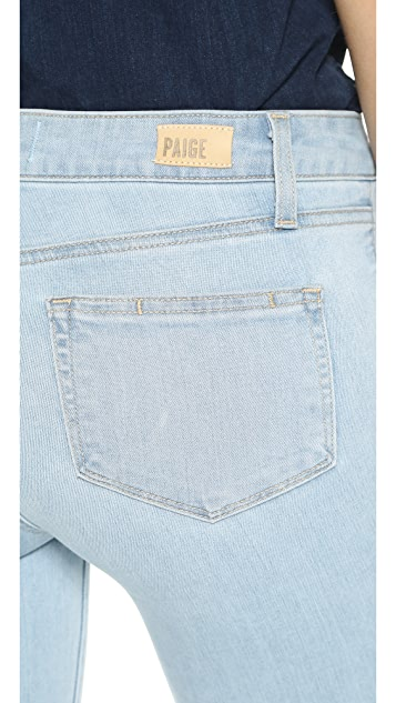 PAIGE Transcend Edgemont Ultra Skinny Jeans