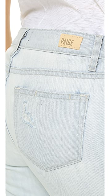 PAIGE Porter Distressed Jeans