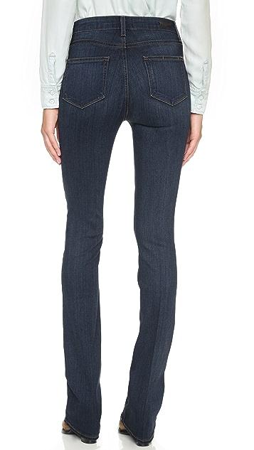 PAIGE Узкие джинсы-буткат The Principle Transcend