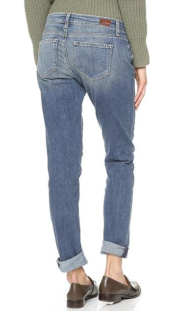 PAIGE Jimmy Jimmy Boyfriend Skinny Jeans