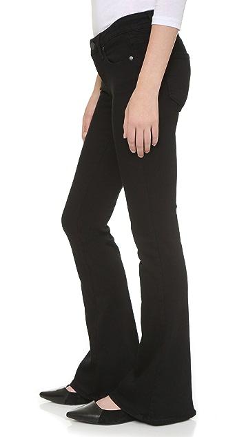 PAIGE Petite Lou Lou Flare Jeans