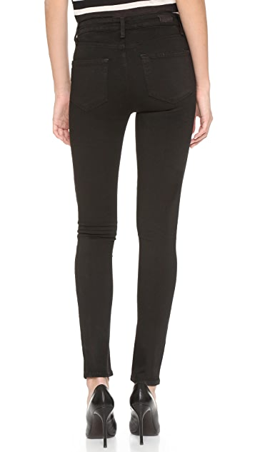 PAIGE High Rise Edgemont Jeans