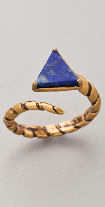 A Peace Treaty Tubar Ring