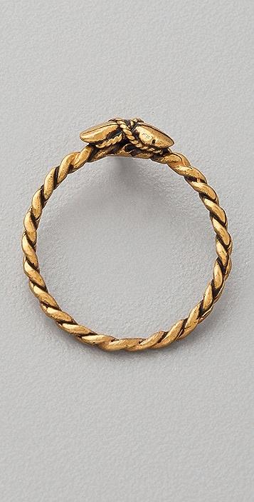 A Peace Treaty Vilela Ring