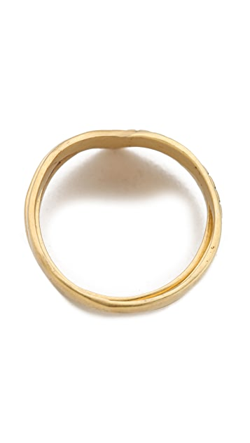 A Peace Treaty Akhet Stacking Ring Set