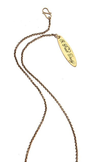 A Peace Treaty Siwa Necklace