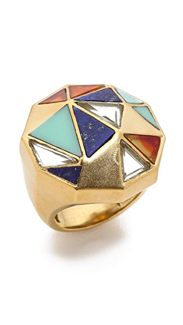 A Peace Treaty Stargazer Ring