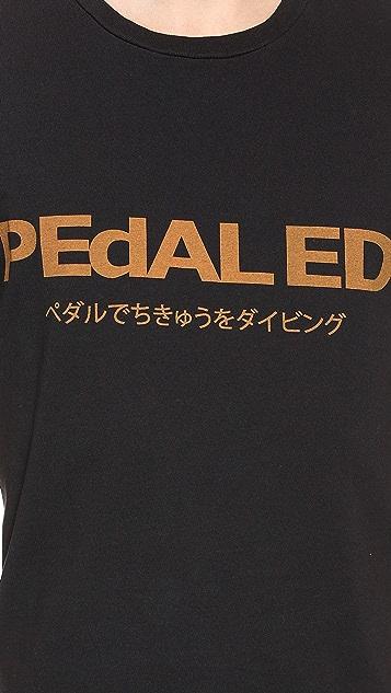 PEdALED Logo T-Shirt