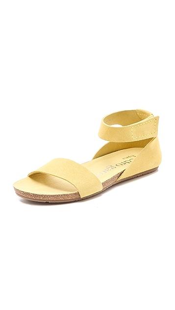 0010a8e38a82d Pedro Garcia Tirza Flat Sandals