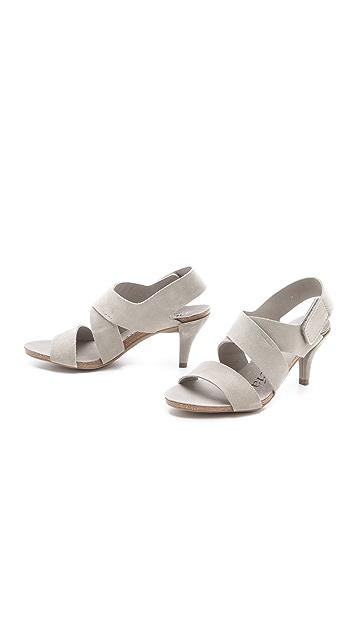 Pedro Garcia Willow Low Heel Sandals