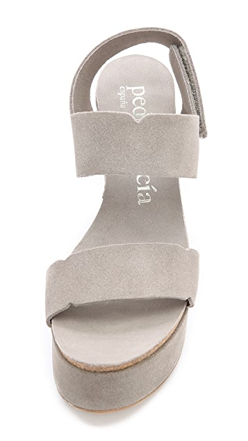 Pedro Garcia Dalma Wedge Sandals