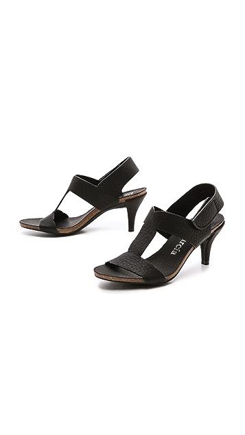 Pedro Garcia Marlen Low Heel Sandals