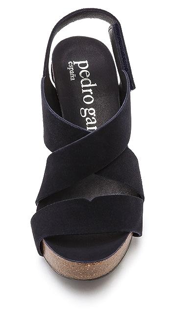 Pedro Garcia Laila Platform Sandals