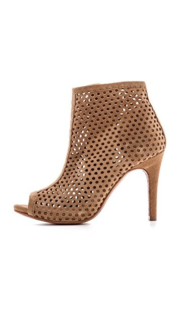 Pedro Garcia Sylvana Perforated Booties