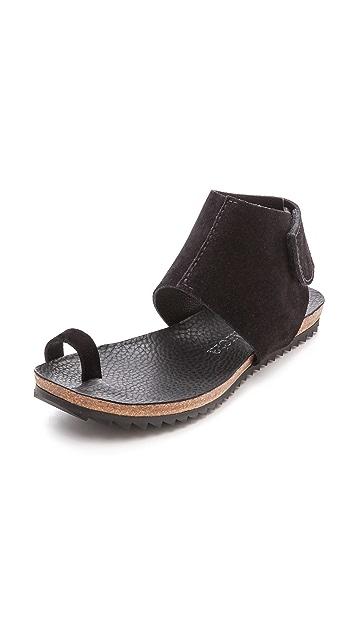 Pedro Garcia Vania Flat Sandals