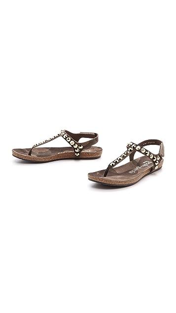 Pedro Garcia Judith Studded Sandals