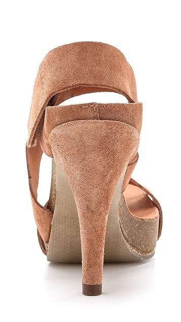 Pedro Garcia Prissy Crisscross Sandals