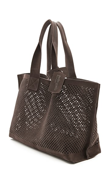 Pedro Garcia Perforated Tote