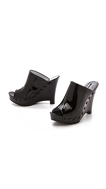 Pedro Garcia Balbina Wedge Clogs