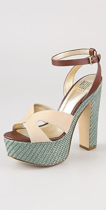 Pelle Moda Truman Platform Sandals