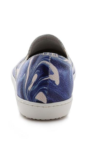 Penelope Chilvers Ramone Printed Slip On Sneakers