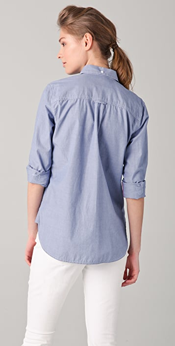 Penfield Boyfriend Chambray Shirt