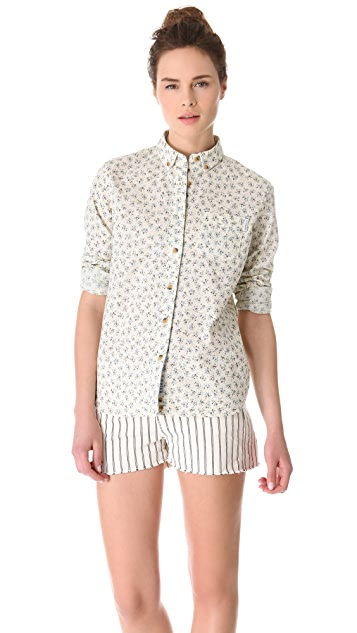 Penfield Bascom Boyfriend Fit Shirt