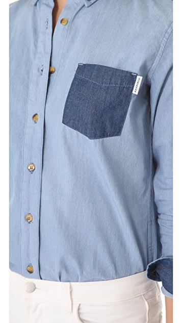 Penfield Bascom Boyfriend Shirt