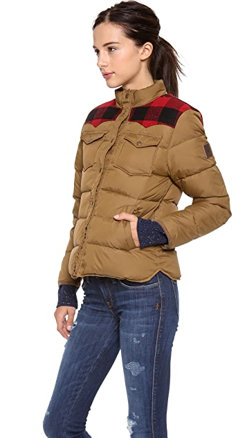 Penfield Rockford Lightweight Down Jacket