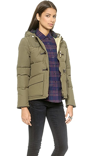 Penfield Landis Down Insulated Duffle Jacket