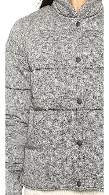 Penfield Appleby Melange Down Jacket