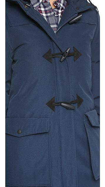 Penfield Kelsey Down Fill Duffle Jacket