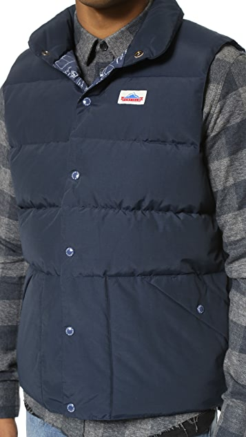 Penfield Outback 40th Anniversary Down Vest