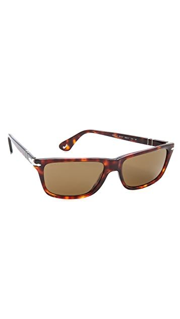 04327383c84 Persol Rectangular Polarized Sunglasses