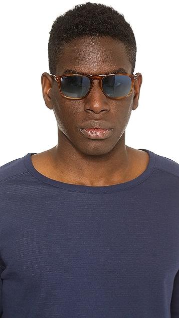 Persol Polarized Square Sunglasses
