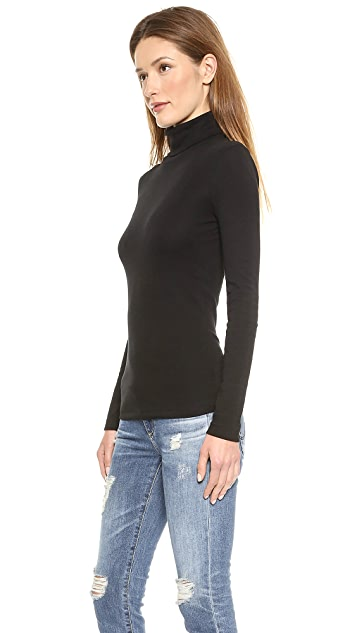 Petit Bateau Long Sleeve Turtleneck