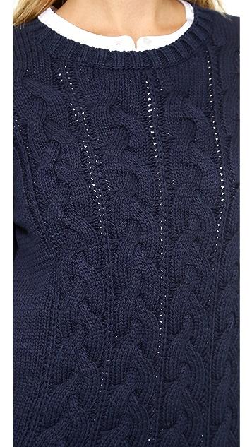 Petit Bateau Leo Sweater