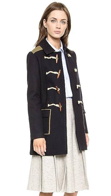 Petit Bateau Lincoln Coat