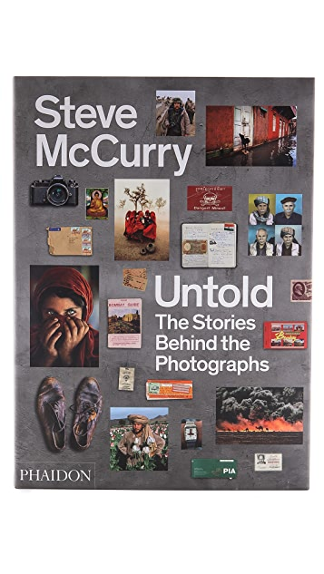 Phaidon Untold: The Stories Behind the Photographs