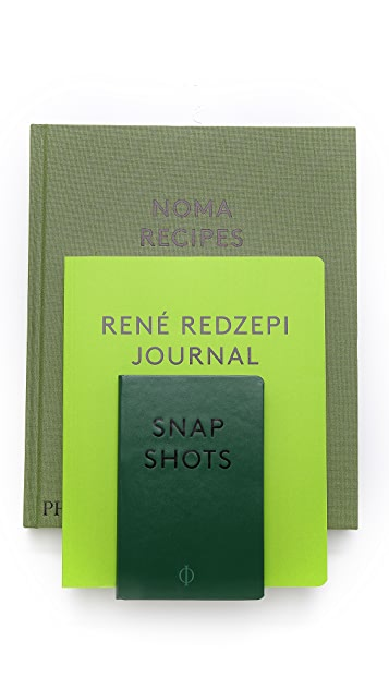 Phaidon Rene Redzepi: A Work in Progress