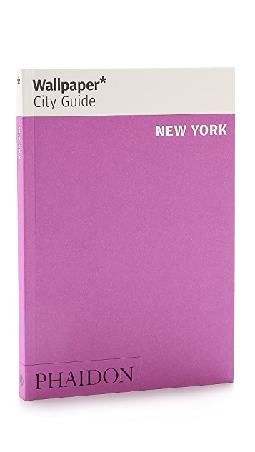 Phaidon Wallpaper City Guides: New York