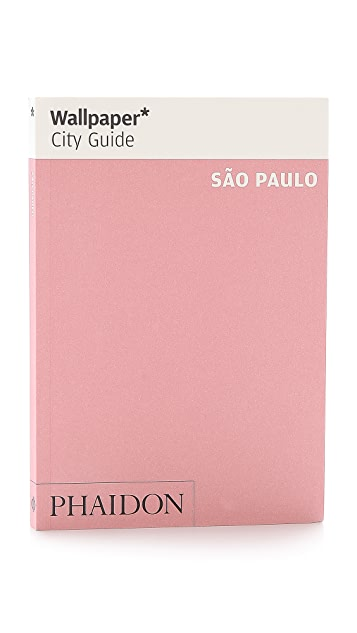 Phaidon Wallpaper City Guides: Sao Paulo